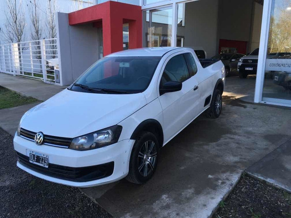 Volkswagen Saveiro 2014 1.6 Gp Ce 101cv Pack Electr.+seg.