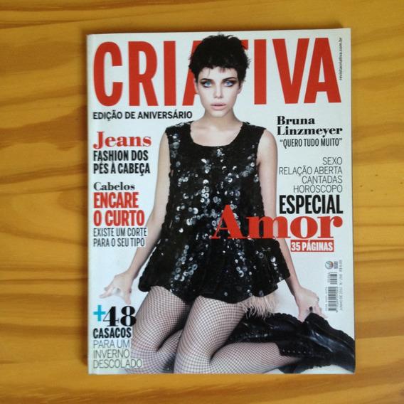 Revista Criativa 266 Jun2011 Bruna Linzmeyer Cabelo Curto Tx