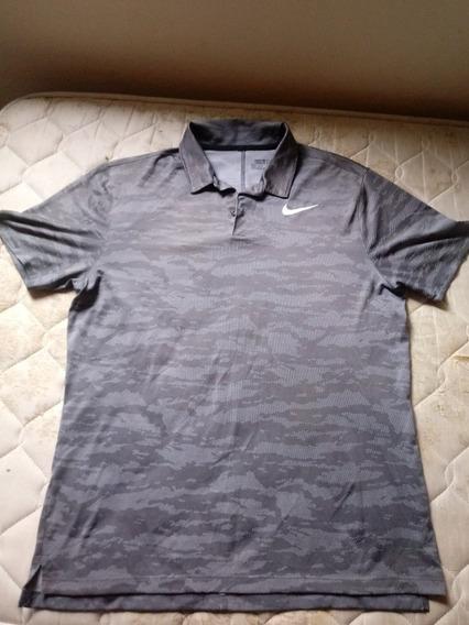 Camisa Polo Nike Golf Standard Fit Dri-fit M