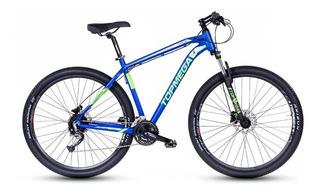 Bicicleta Mountain Bike Alum. Top Mega Thor R29 Do Motos