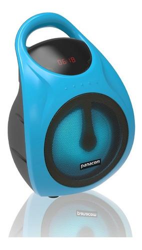 Parlante Portátil Panacom Bluetooth Usb Con Microfono Sp3050