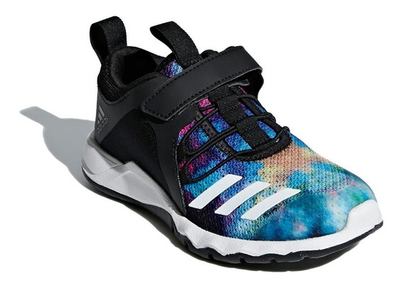 adidas Zapatilla Running Niña Rapidaflex Multicolor