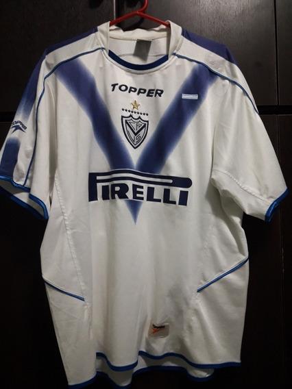 Camiseta De Vélez Sarsfield Topper Campeón 2005
