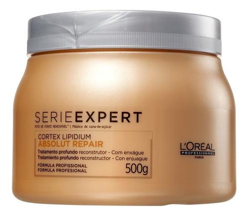 L'oréal Professionnel Absolut Repair Cort- Máscara 500g Blz