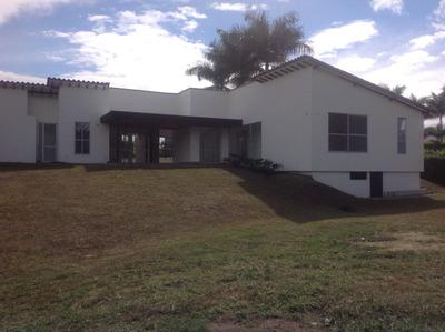 Casa Campestre De Un Solo Piso Con Area De 1050 Mt2
