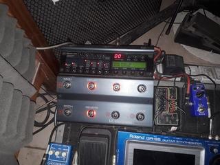 Pedalera Tc Electronic Nova System