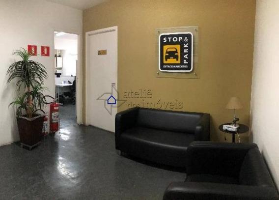Conjunto Comercial Mobiliado - Ar Condicionado - 94 Metros - Consolação !!! - Cj0266ati