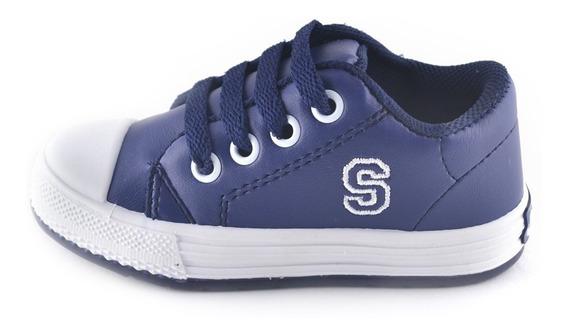 Zapatilla Colegial Ecocuero Small Shoes 4 Variantes