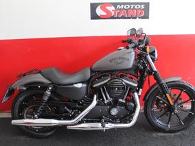 Harley Davidson Sportster Xl 883 N Iron 2016 Cinza