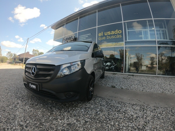 Mercedes-benz Vito 1.6 111 Cdi Furgon Mixto Aa 114cv 2017