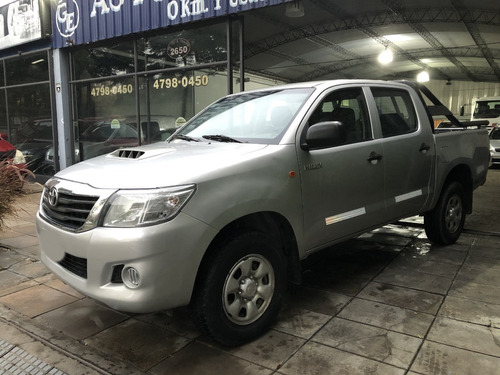Toyota Hilux 2.5 Tdi Cd Dx Pack 4x2 2013 Euler Autos