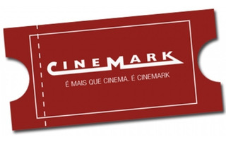 Lote De 100 Ingressos Cinemark ( Ingresso Físico)