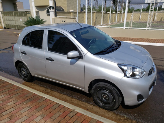 Nissan March 1.0-s 12v 5p - 2017/2017
