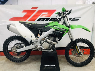 Kawasaki Kx 250f 2015 Verde