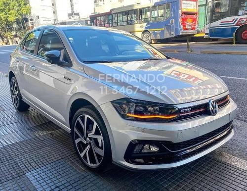 Volkswagen Polo Gts 0km Nuevo 2021 Automático Precio Vw 0dsa