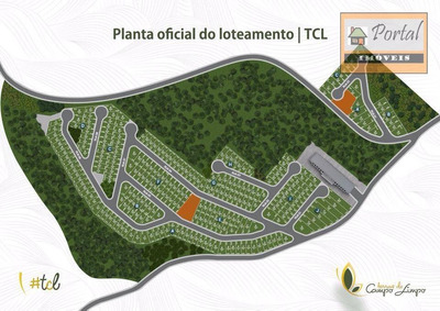 Loteamento Terras De Campo Limpo - Te0017