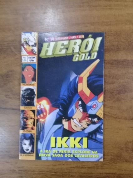 Revista Herói Gold - Nº 38 - Cavaleiros Revista Herói Gold