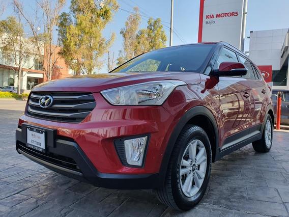 Hyundai Creta Gls Roja 2018