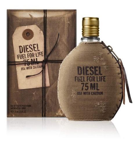 Imagen 1 de 1 de Fuel For Life Edt 75ml, Asimco  / Prestige Parfums