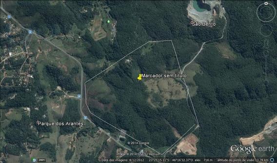 Terreno Para Venda, 500000.0 M2, Aruja - Arujá - 2074