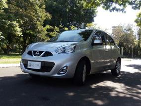 Nissan March 1.0 16v Sv 5p Flex Segundo Dono Top De Linha