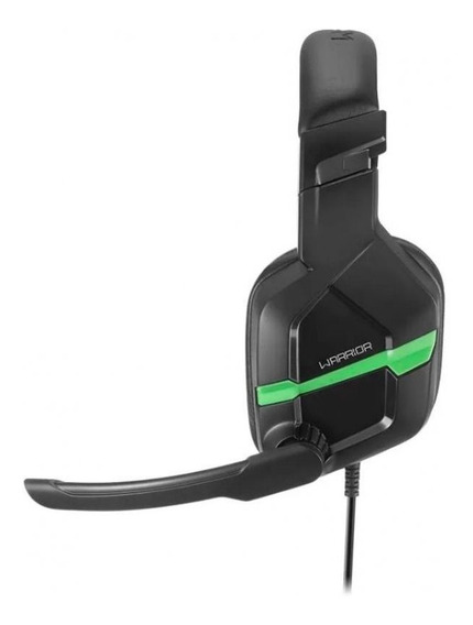 Headset Gamer Warrior Askari P3 Stereo Xbox One - Ph291