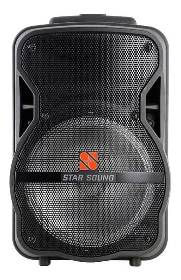 Caixa Ativa Bluetooth Star Sound Ss100 By Staner