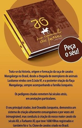 Livro Jo Mangalarga