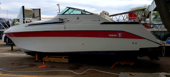 Yate Wellcraft Antigua 1988