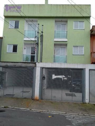 Cobertura À Venda, 74 M² Por R$ 265.000,00 - Parque Capuava - Santo André/sp - Co0329