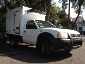 Nissan Frontier Con Thermonkig Diesel 2011