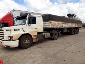 Scania 113 Engatado Troca Por Truck