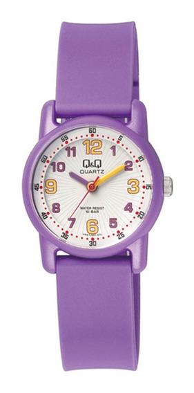 Relógio Q&q By Japan Infantil Vr41j001y C/ Garantia E Nf