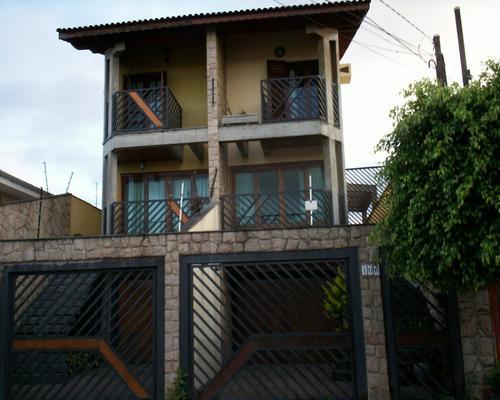 Imagem 1 de 23 de Sobrado - Sb0000517 - 33373955