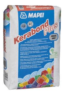 Pegamento Adhesivo Porcelanato Cerámicas Kerabond Plus Mapei