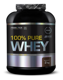 100% Pure Whey 2k Probiótica