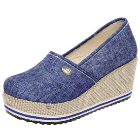 Zapato Casual Dama Jacky Hilton 901 Tacon 7cm 22-26 71975 T3