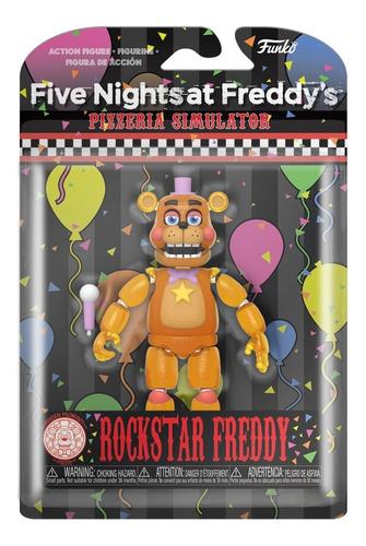 Five Nights At Freddy´s  Rockstar Freddy    Original