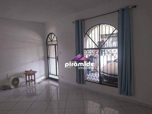 Casa À Venda, 110 M² Por R$ 360.000,00 - Jardim Oriente - São José Dos Campos/sp - Ca5604