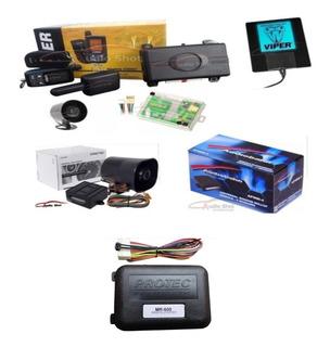 Alarma Viper 3306v+radar+paralante+interfaz4v+arrancador