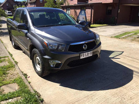 Ssangyong New Actyon 2.0 Doble Cabina