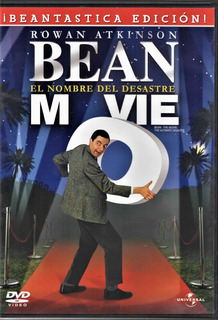 El Nombre Del Desastre - Mr. Bean Movie - Rowan Atkinson Dvd