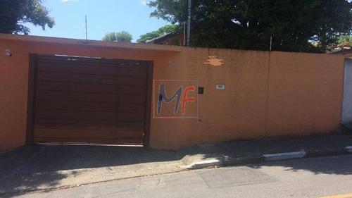 Imagem 1 de 30 de Ref 10.606 Casa Térrea No Bairro Arraial Paulista Com 4 Dorms, 9 Vagas, 360 M 359 M Terreno. Aceita Permuta E Financiamento. - 10606