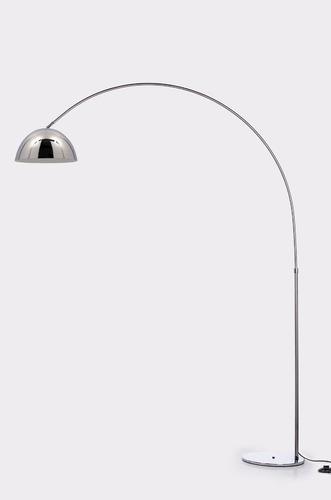 Promo Dia Del Padre-lampara De Pie Arco Cromo  Extensible L