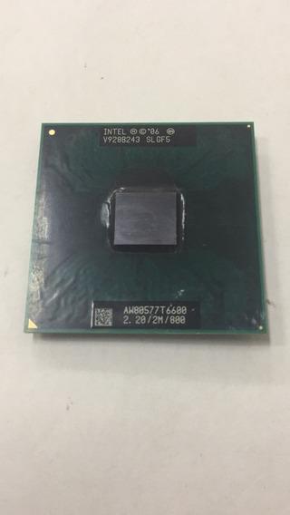 Processador Note Intel Core 2 Duo 2.20 Ghz Slgf5