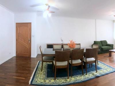 Apartamento Residencial Para Locação, Boqueirão, Santos. - Ap0425