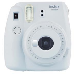 Câmera Instantânea Fujifilm Instax Mini 9 Branco Gelo