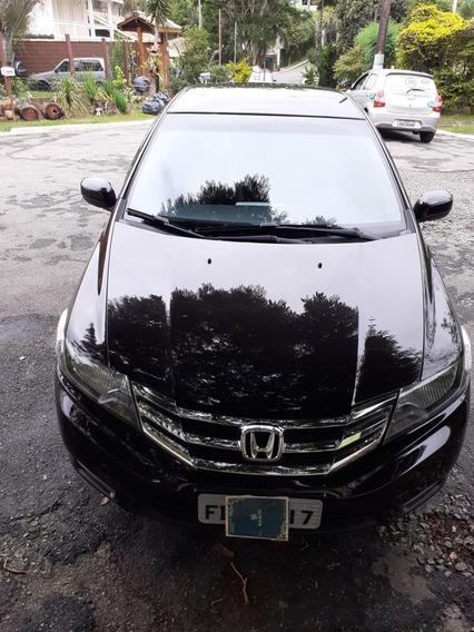 Honda City 1.5 Ex Flex Aut. 4p 2013