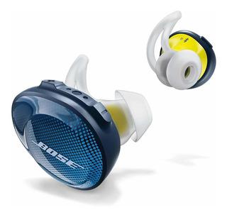 Auriculares Bose® Soundsport® Inalámbricos Blue/citron