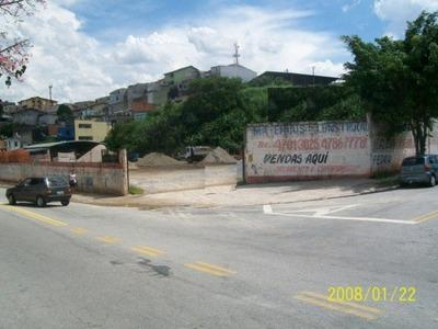 Venda Terreno Taboão Da Serra Brasil - 207